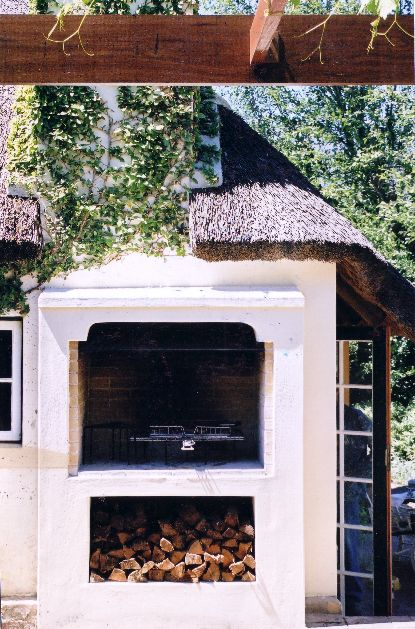 Outdoor And Indoor Braai Designs In Cape Town Braai Areas