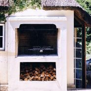 Braai areas. Cape Town