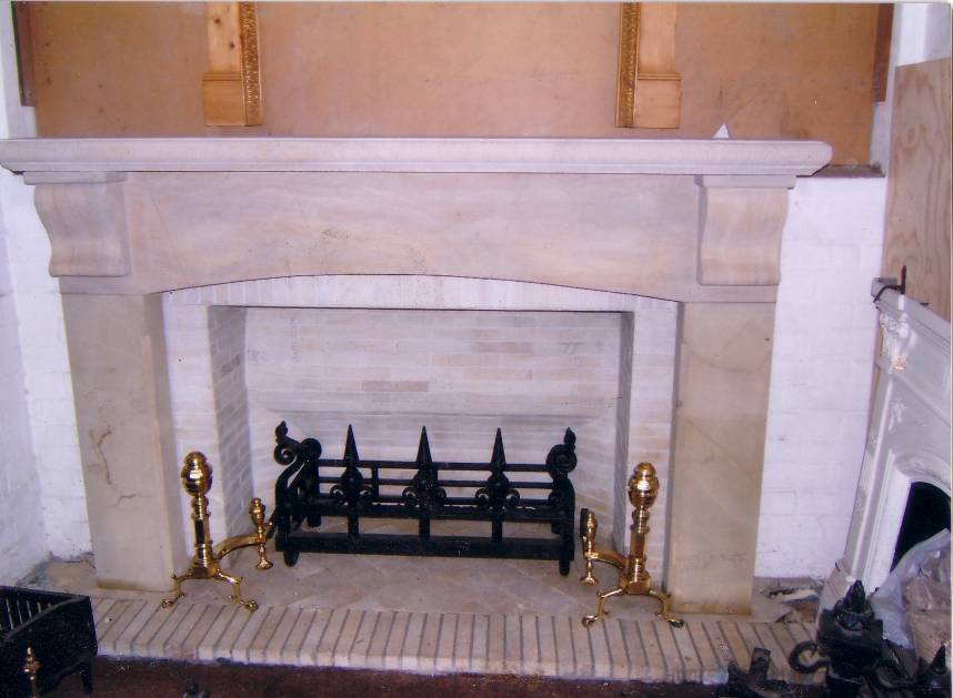 Fire grates and ironmongery work to order, so it fits the fireplace. We also - Victorian Fireplaces - Blacksmith Grates - Fireplace Grates