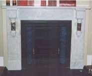 Marble Fireplaces - Victorian Fireplaces, Refurbishing and Repairing a Victorian fireplace, www.victorianfireplaces.co.za