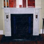 We not only sell Victorian Fireplaces and the Old Victorian Marble Mantelpieces. We are also experts in Refurbishing and Repairing Victorian fireplaces and the Surrounds.
