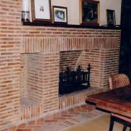 Sandstone Fireplace - Open Fireplaces - Victorian Fireplaces, Refurbishing and Repairing a Victorian fireplace, www.victorianfireplaces.co.za  Fireplace designs Cape Town.
