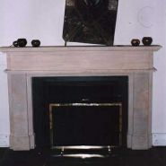 Sandstone Fireplace - Open Fireplaces - Victorian Fireplaces, Refurbishing and Repairing a Victorian fireplace, www.victorianfireplaces.co.za