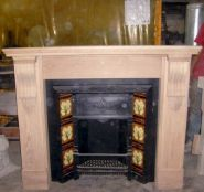Victorian Fireplace - Victorian Fireplaces, Refurbishing and Repairing a Victorian fireplace, www.victorianfireplaces.co.za Victorian Fireplaces and Old Victorian Marble Mantelpieces - for sale, refurbished and repaired.  Victorian fireplaces and their surrounds. Victorian Fireplaces - Repair and maintenance of Victorian Fireplaces.  Fireplace surrounds.  Fireplaces - Cape Town.