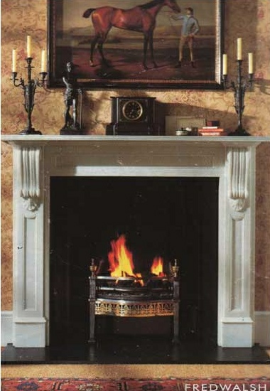 Wood fireplaces, Wooden Fireplaces - Victorian Fireplaces ...